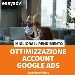 ottimizzazione google ads