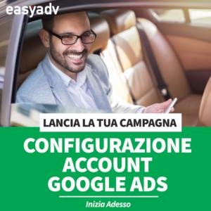 configurazione google ads